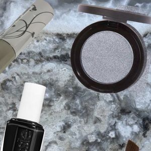 Color Mix Eyeshadow Silver Feather